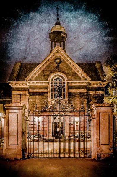 Photograph - Oxford, England - Saint Hugh's by Mark Forte