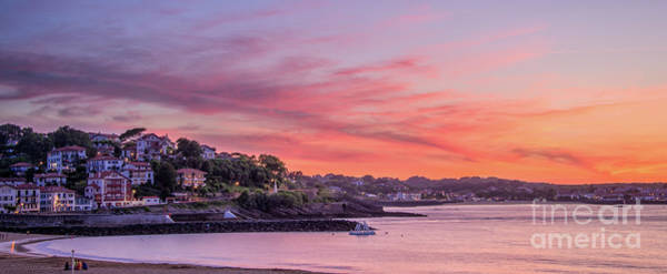 Pay Photograph - Saint Jean Panorama by Delphimages Photo Creations