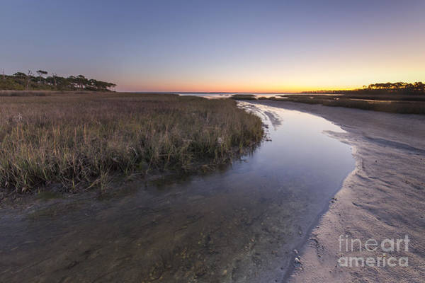 Port St. Joe Photograph - Saint Joe Bay On Cape San Blas by Twenty Two North Photography