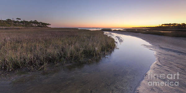 Port St. Joe Photograph - Saint Joe Bay by Twenty Two North Photography