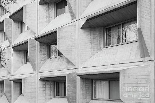 Photograph - Saint Johns University Dormatory by University Icons