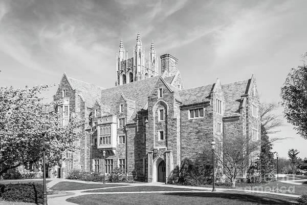 Photograph - Saint Joseph's University Barbelin/ Lonergan Hall by University Icons
