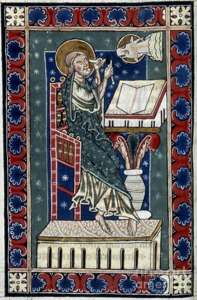 Painting - Saint Luke by Granger