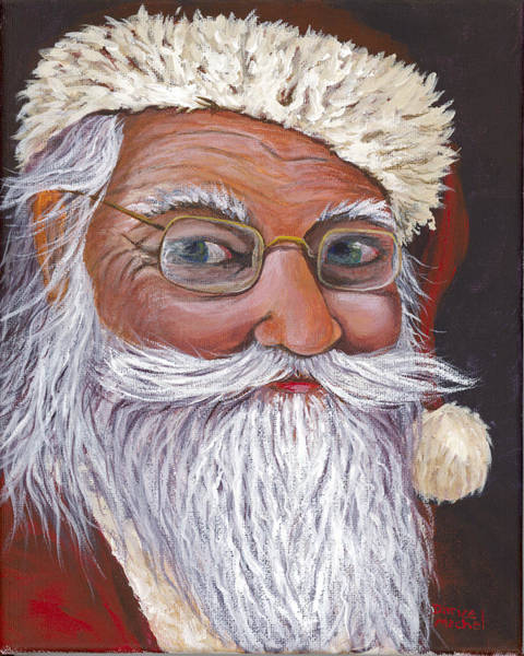 Painting - Saint Nicholas by Darice Machel McGuire