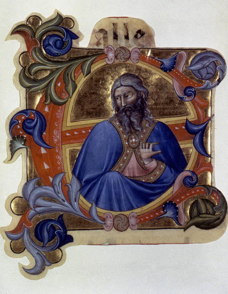Wall Art - Photograph - Saint Or Prophet by Granger