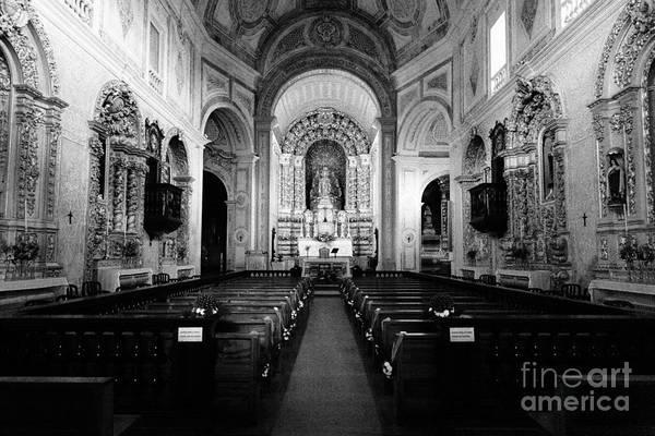Acores Photograph - Saint Peter Church by Gaspar Avila