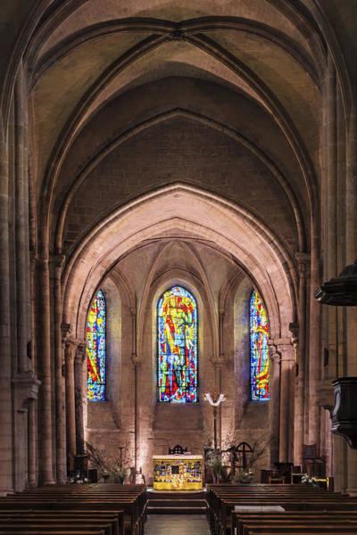 Photograph - Saint Peter Of Montmartre by Joan Carroll