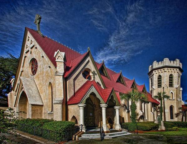Photograph - Saint Peters by Dave Bosse