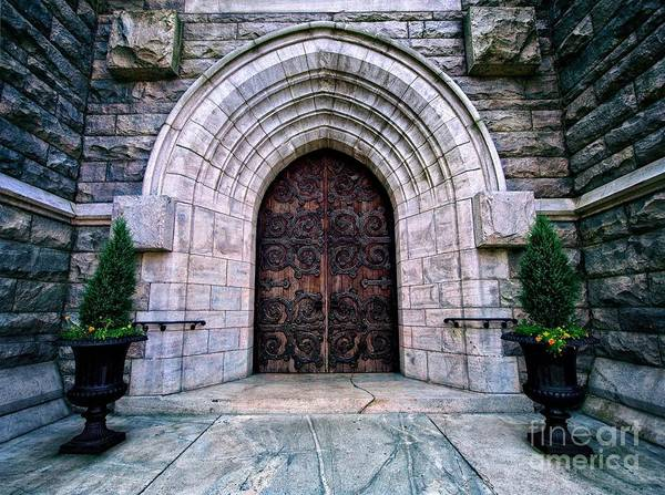 Photograph - Saint Peter's Doors by Mark Miller