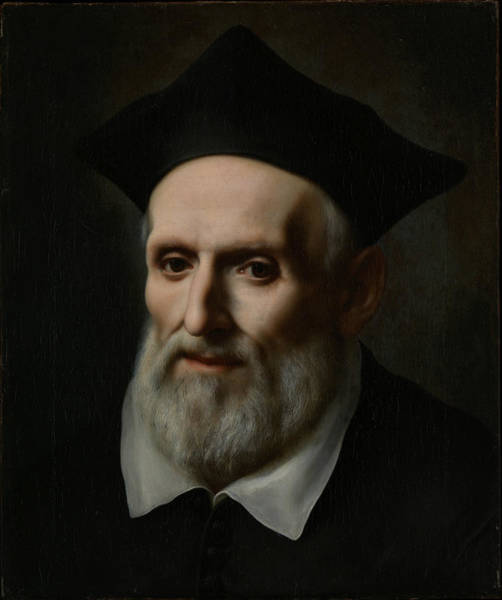 Wall Art - Painting - Saint Philip Neri by Carlo Dolci