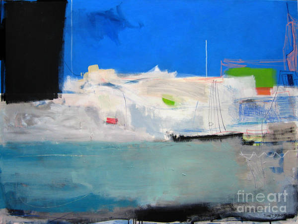 Painting - Saint-tropez by Diane Desrochers