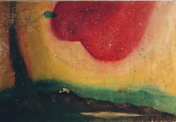 Painting - Sweet Valentine by Edward Longo