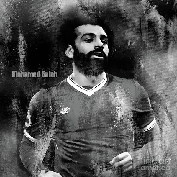 Super Cup Wall Art - Painting - Salah Mohamad  by Gull G