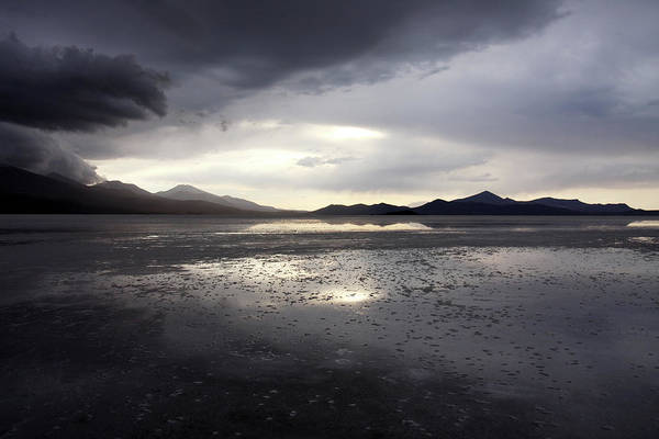 Photograph - Salar De Uyuni, Bolivia, South America by Aidan Moran