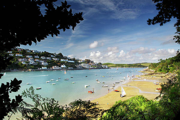 Photograph - Salcombe And Kingsbridge Estuary by Maggie McCall
