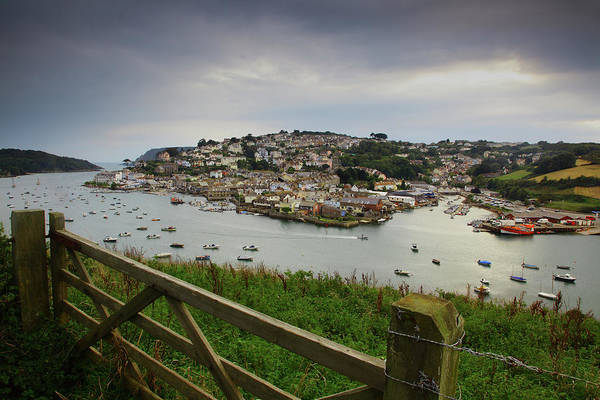 Photograph - Salcombe Harbour by Maggie McCall