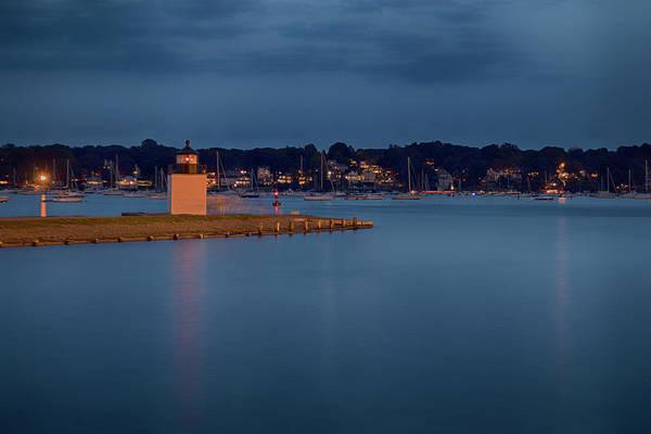 Photograph - Salem Lighthouse by Jeff Folger