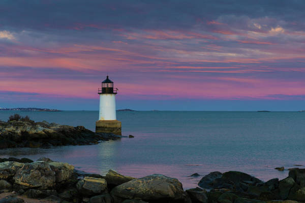 Photograph - Salem Sunset 1 by Brian Hale