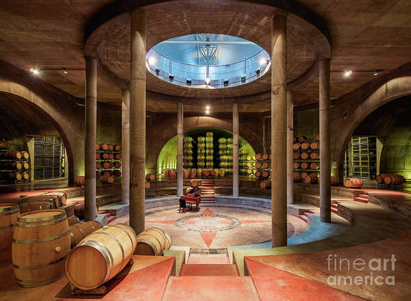 Mendoza Province Photograph - Salentein Winery by Karol Kozlowski