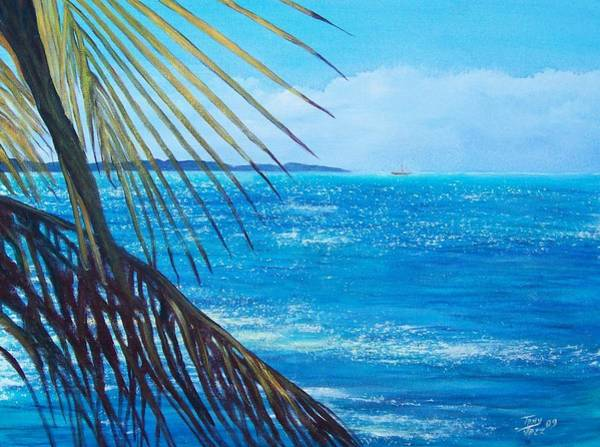 Painting - Salinas Seascape by Tony Rodriguez