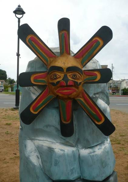 Photograph - Salish Sun by 'REA' Gallery
