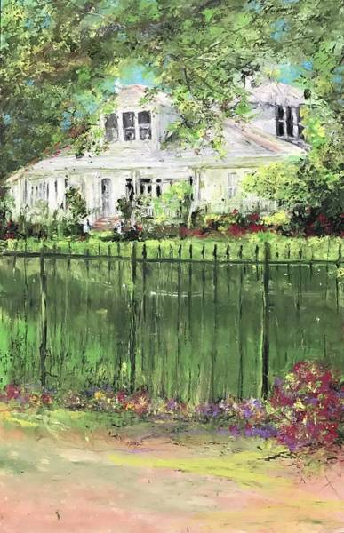 Painting - Salmen Fritchie House Aka The Patton House by Robin Miller-Bookhout