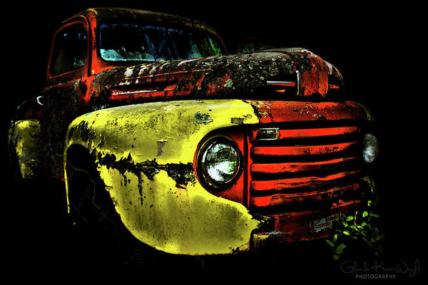 Photograph - Salsa Chevy by Glenda Wright