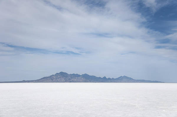 Bonneville County Photograph - Salt Flats by Ami Poindexter