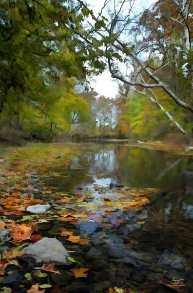 Photograph - Salt River 1 by Sam Davis Johnson