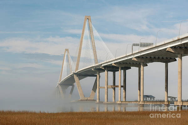 Photograph - Salt Water Fog by Dale Powell