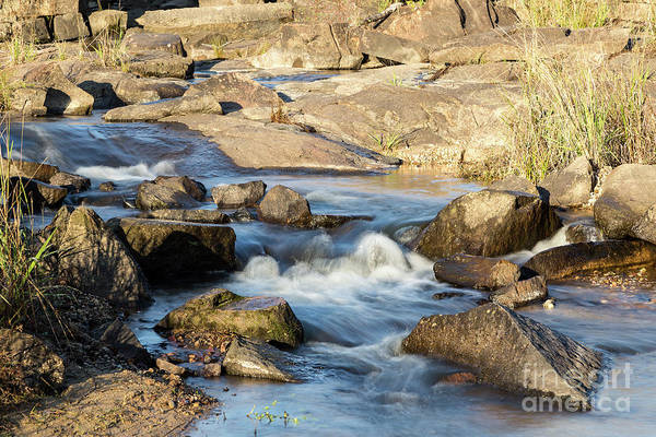 Photograph - Saluda River Rapids - 4 by Charles Hite