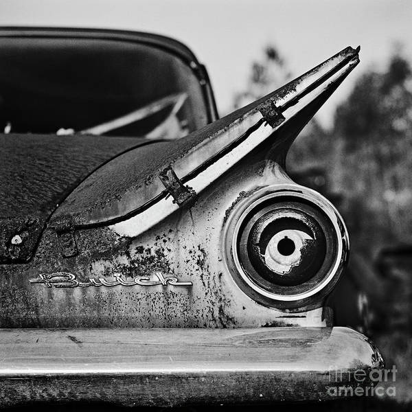 Invicta Photograph - Salvage 1 by Patrick M Lynch