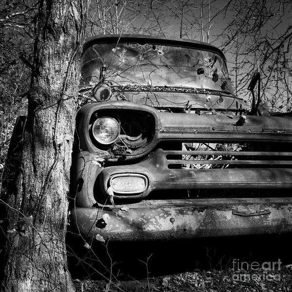 Photograph - Salvage 18 by Patrick M Lynch