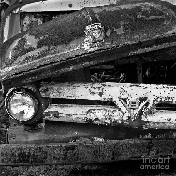 Photograph - Salvage 26 by Patrick M Lynch