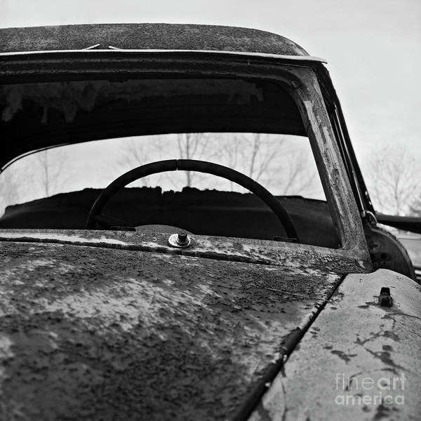 Photograph - Salvage 29 by Patrick M Lynch