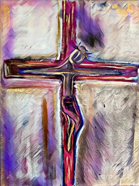 Mixed Media - Salvation by Jessica Eli