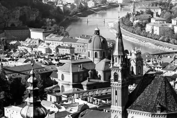 Photograph - Salzburg Austria 1 by Lee Santa