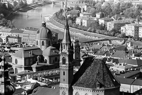 Photograph - Salzburg Austria 5 by Lee Santa