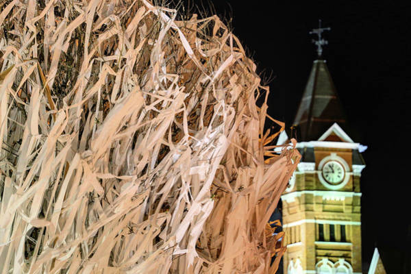 Toomer Wall Art - Photograph - Samford Hall And Rolling Toomer's by JC Findley