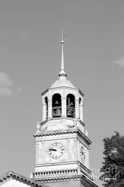 Photograph - Samford University Library Steeple by University Icons