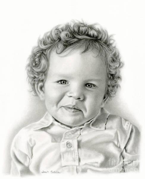 Emotions Drawing - Sammy's Smile by Sarah Batalka