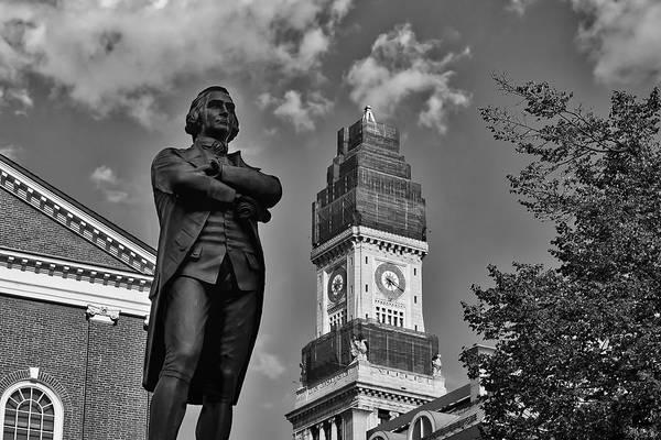 Photograph - Samuel Adams - Boston - Massachusetts by Steven Ralser