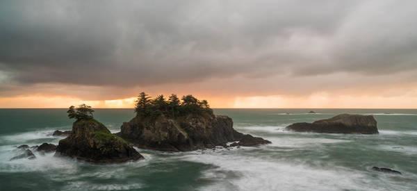 Photograph - Samuel H Boardman Scenic Area by Brian Bonham