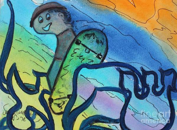 Painting - Samuel Shmuel 1 by Hebrewletters Sl