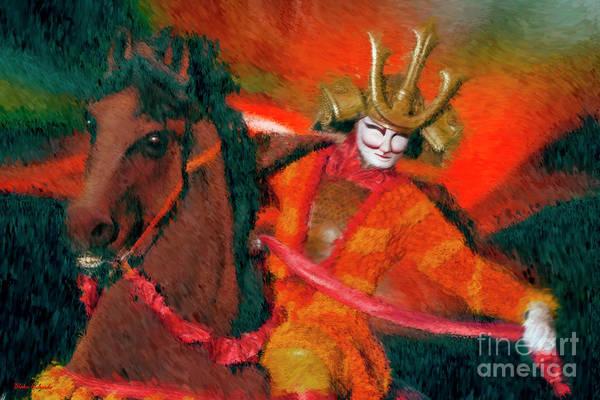 Photograph - Samurai's Ride by Blake Richards
