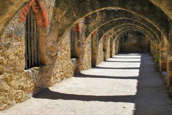 Photograph - San Antonio Mission San Jose by Gregory Ballos