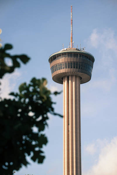 Photograph - San Antonio Tower Of The Americas by Gregory Ballos