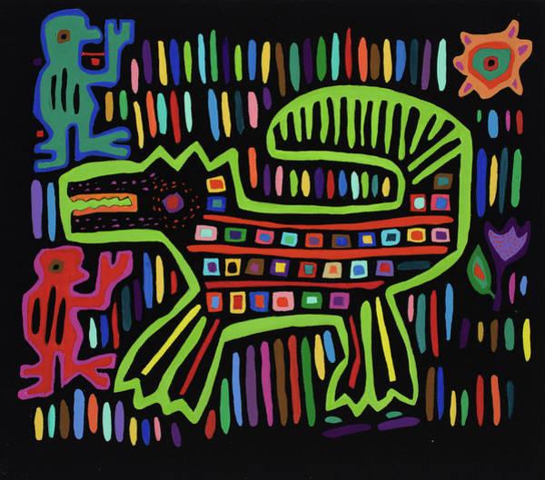 Painting - San Blas II by Pat Saunders-White