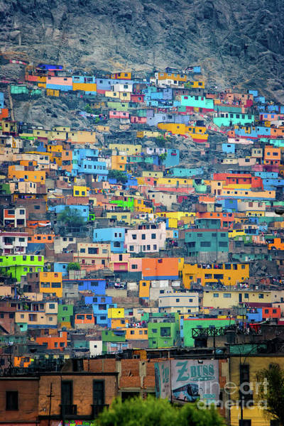 Neighborhood Photograph - San Cristobal by Doug Sturgess