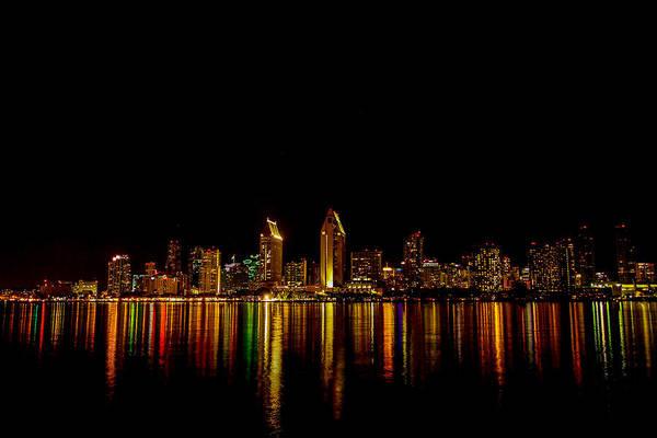 Wall Art - Photograph - San Diego by Bill Gallagher